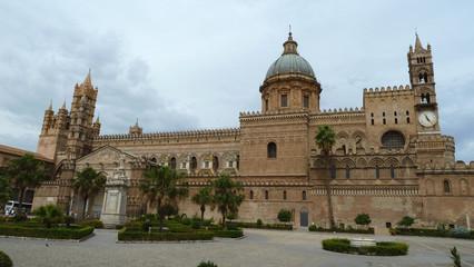 Duomo de Palerme (cathédrale), Sicile