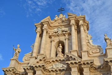 Cathedral of Ortigia, Syracuse