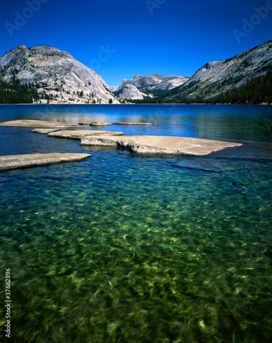 Lake Tenaya, Yosemite National Park California