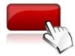 Rotes Icon mit Cursor