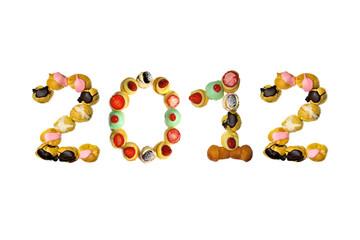 2012 pastry