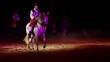 circo, cavalieri spagnoli