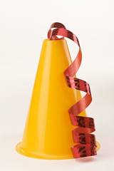 New Years Party Megaphone