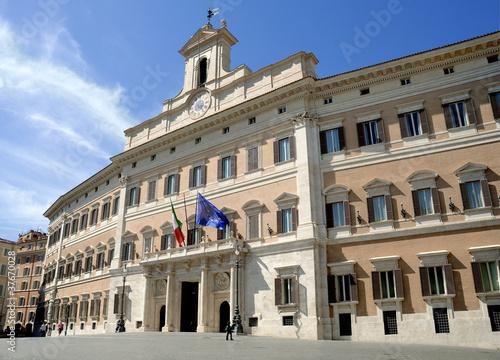 Montecitorio camera dei deputati roma immagini e for Camera dei deputati roma