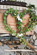 Wooden Wedding Carriage