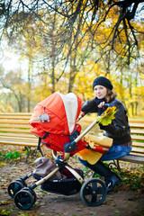 Motherhood And Autumn