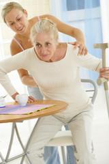 Aide à la personne - Troisième âge