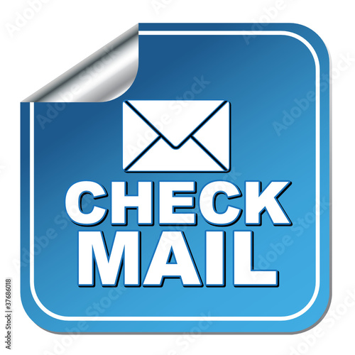 CHECK MAIL ICON