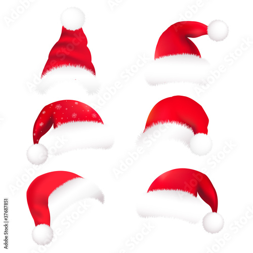 Santa Hat - 37687851
