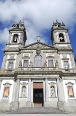 Bom Jesus do Monte Sanctuary in Braga - Portugal