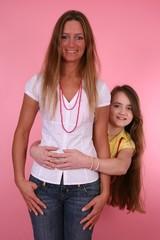 Mutter und Tochter 4
