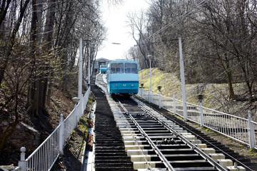 Cableway, Kiev