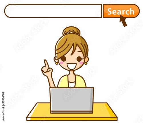 検索 女性