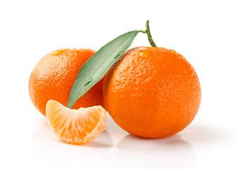 Fresh Tangerine Fruit