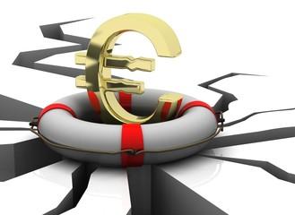 концепт-спасения финансов