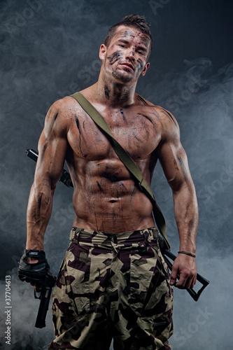 Fototapeten,männlich,mann,muskel,torsos