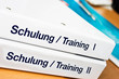 Schulung - Training