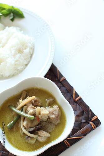 Thai cuisine, Green Curry