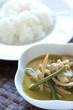 Thai cuisine, steamed fried