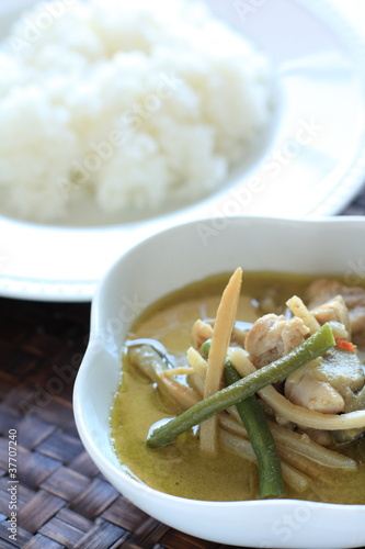 Thai cuisine, steamed fried