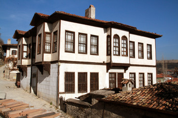 ottoman village, Safranbolu, Turkey