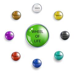 weel of life