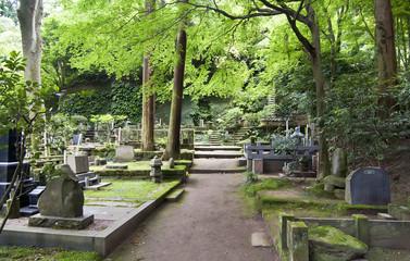 Cementerio japones