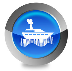 Cruise ship button