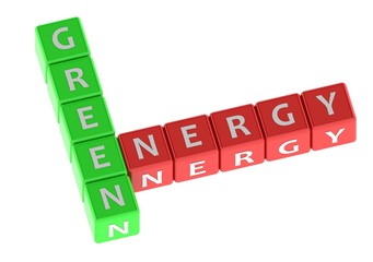 Buzzwords: green energy