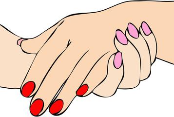 Carezze di Mani
