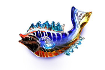 pesce di cristallo