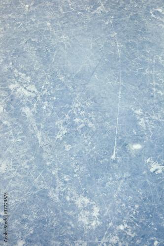 Plexiglas Wintersporten Ice
