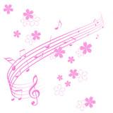 Fototapety 春の歌