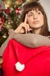 weihnachten frau