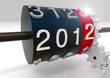 Neues Jahr 2012