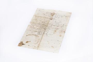 Vieux document