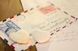 Steinherzen und Luftpost-Briefe