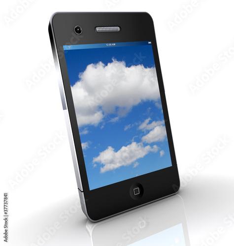 smartphone cloud