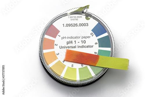 pH-Indikatorpapier