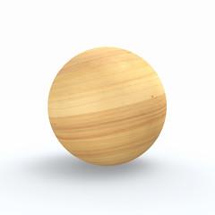 Holzkugel -  Tanne