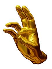Segnung, segnende Hand