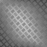 Background of metal with repetitive patten poster