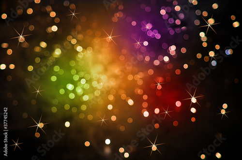 Colorful Sparkles