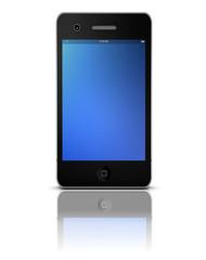 Smartphone frontal
