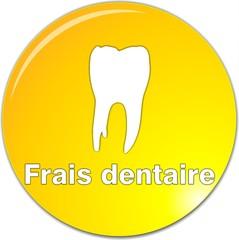 bouton frais dentaire