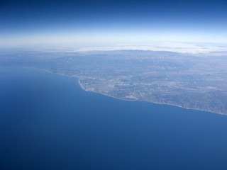 Coast of Ventura County, CA