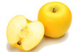 yellow apple