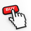 Red button BUY with hand cursor.