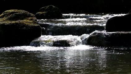 Fluß Japan