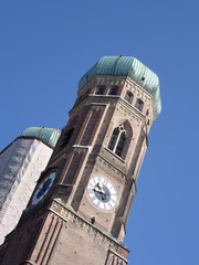 Frauenkirche - Munich - Germany